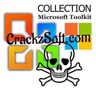 Microsoft Toolkit Collection Pack - CrackzSoft