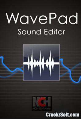NCH WavePad Sound Editor Masters Edition -- CrackzSoft