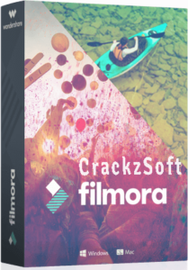 Wondershare Filmora 9.6.16 + Effects Pack