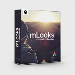 motionVFX – mLooks for Davinci Resolve