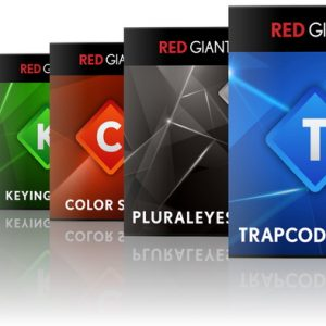 Red Giant Complete Suite May 2020 For macOS