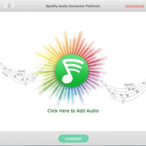 Spotify Audio Converter Platinum 1.1.1  For MacOS