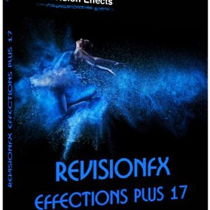 RE Vision FX Effections Plus 17.0 (set of plugins)