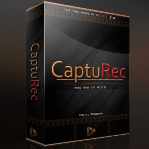 CaptuRec MegaBundle +500 LUTs