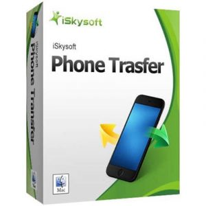 iSkysoft Phone Transfer for Mac 1.5.2 Multilangual