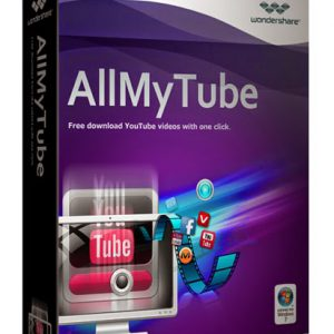 Wondershare AllMyTube 7.4.7.3