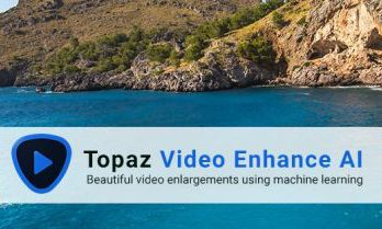 Topaz Video Enhance AI