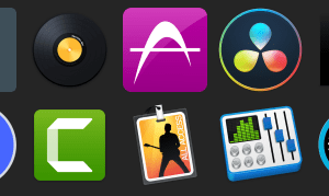 MAC OS Audio and Video Editors Collection (April 2020)