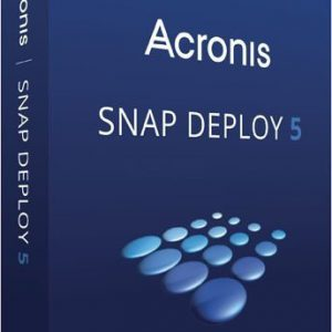 Acronis Snap Deploy 5.0.2012 + Bootable ISO