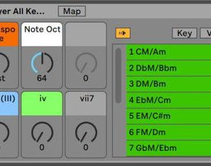 Benjamin Soma Chord Player v2.7  For Ableton Live