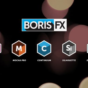 Boris FX Plugins Bundle May 2020