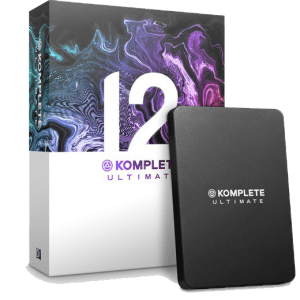 Native Instruments KOMPLETE 12 Instruments & Effects