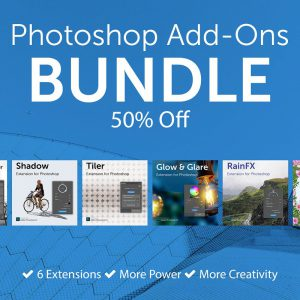 Photoshop Add-Ons Bundle