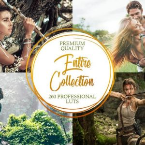 Professional LUTs Entire Collection