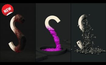 Solid To Liquid New Tool For CINEMA 4D